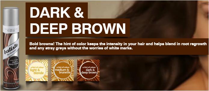 Dark Deep Brown