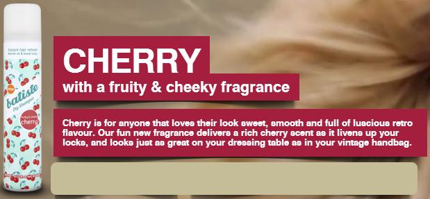 Flavor Cherry2